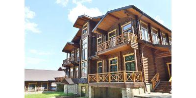 Деревянные дома от 300 м2